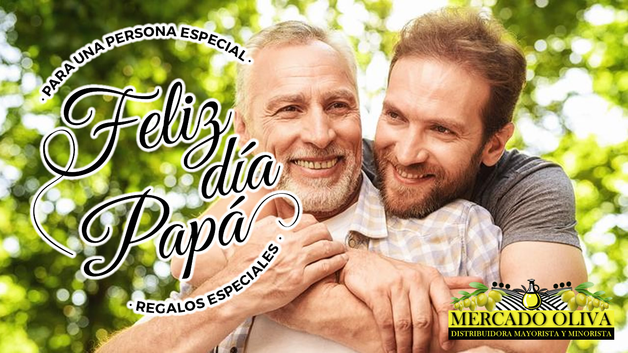 Aceite de Oliva Dia del Padre