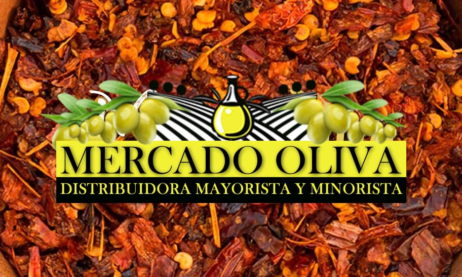 Aji Molido Especias Aceite de Oliva MERCADO OLIVA