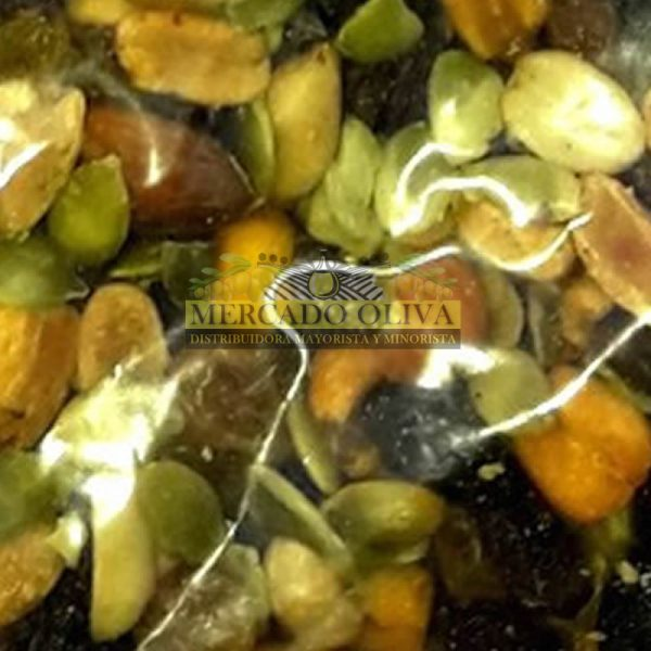 Mix Agridulce Garramani Zapallo Pasas Maiz Almendras