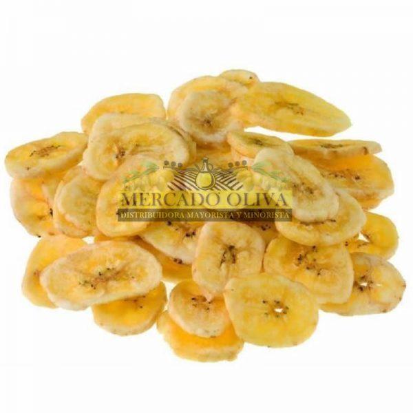 Mix Banana Frutos Secos